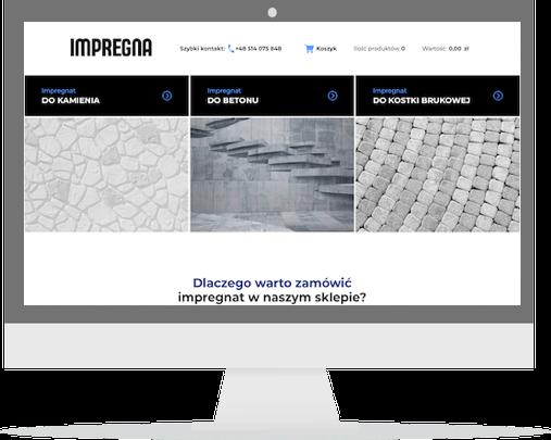 Sklep internetowy impregna.pl